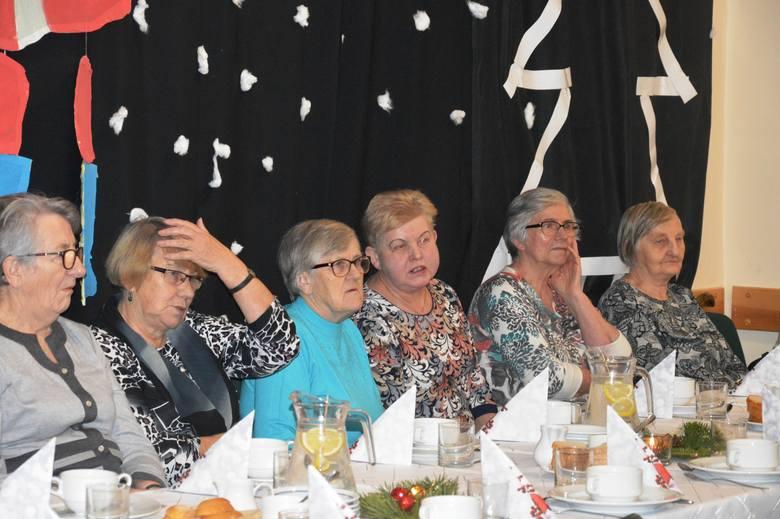 Spotkanie seniorów w Parchowie.