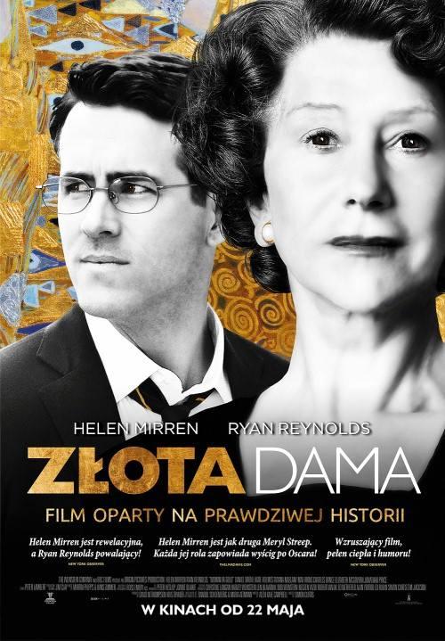 Oparta na prawdziwych wydarzeniach historia Marii Altmann, która walczy z rządem Austrii o zwrot słynnego obrazu Gustava Klimta.