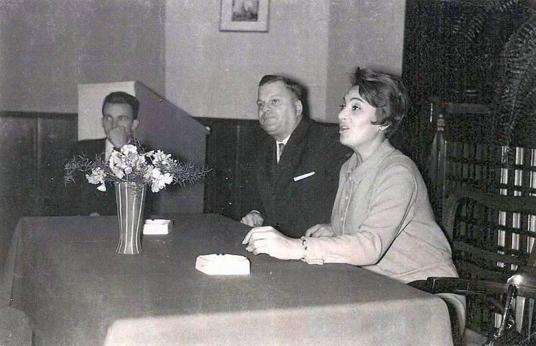Irena Dziedzic - wielka gwiazda TVP w latach 60. i 70