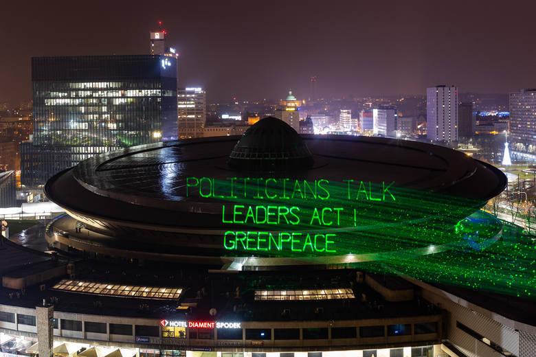 Greenpeace na COP 24: Kraje uprzemysłowione, a w tym Polska, muszą zrezygnować z węgla do 2030 roku ZDJĘCIA