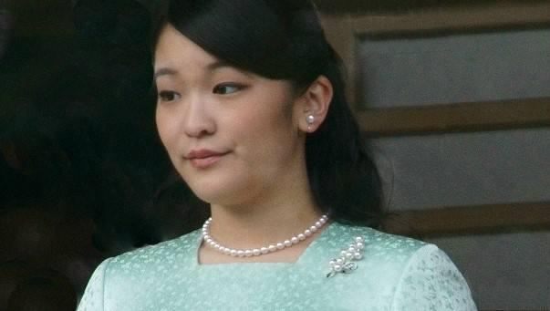 Księżniczka Mako wybrała miłość zamiast tronu