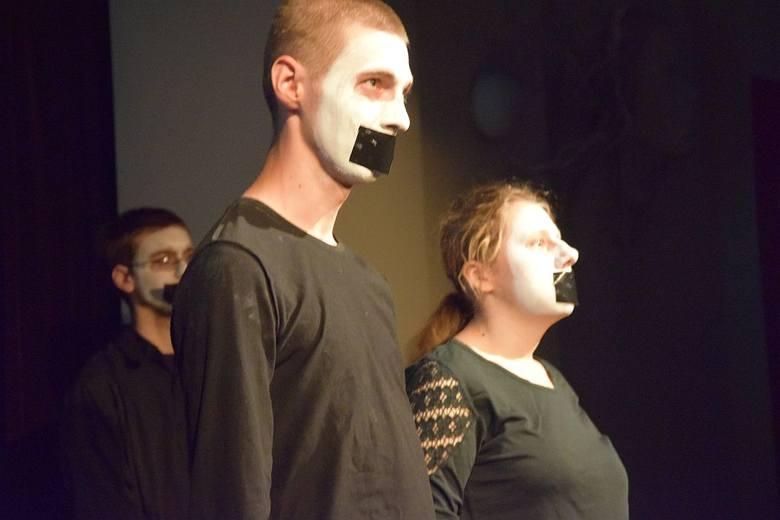 Włocławianie o krok od zwycięstwa w Przeglądzie Teatralnym w Grudziądzu [zdjęcia]