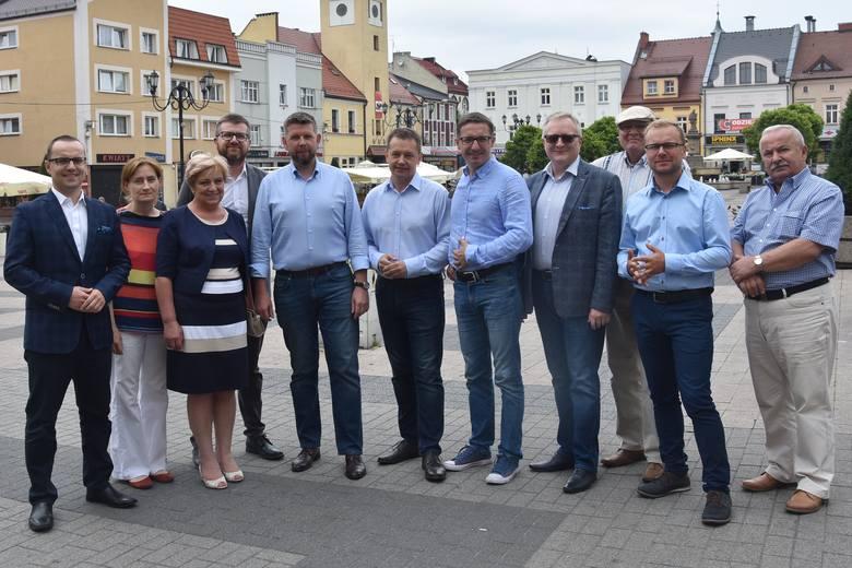 Konferencja KO w Rybniku: Centralizacja kraju odbiera miastom możliwość decydowania o sobie ZDJĘCIA