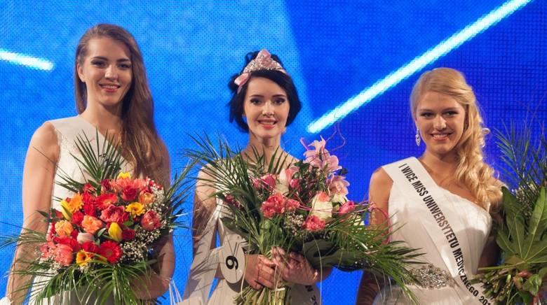 Wybory Miss Uniwersytetu Medycznego [FILM, zdjęcia]
