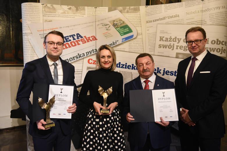 11 marca, w Toruniu odbyła się gala plebiscytu Osobowość Roku Kujaw i Pomorza 2019, organizowanego przez redakcje Expressu Bydgoskiego, Gazety Pomorskiej