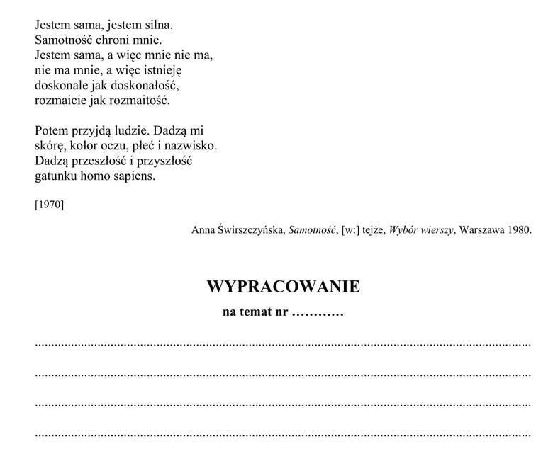 Matura 2019 Polski Arkusze Cke Odpowiedzi Arkusze