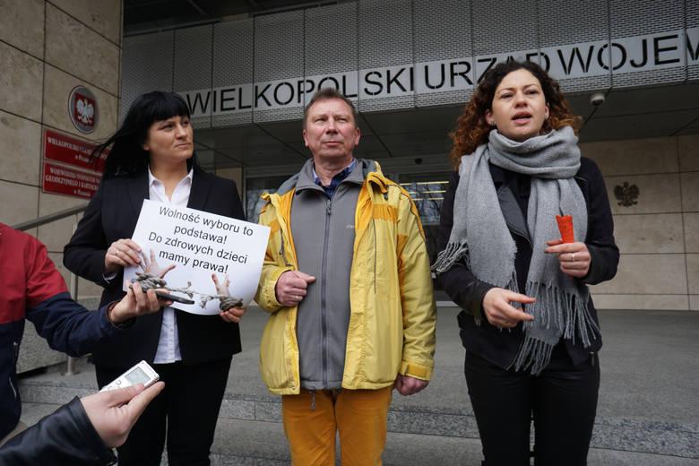 Justyna Socha, liderka Ogólnopolskiego Stowarzyszenia Wiedzy o Szczepieniach STOP NOP.