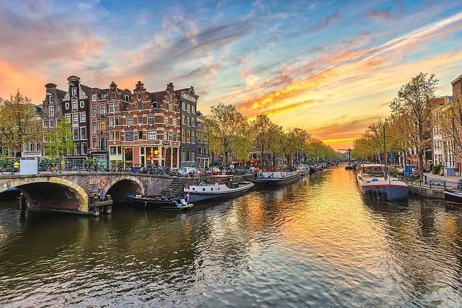 Amsterdam na wyciągnięcie ręki