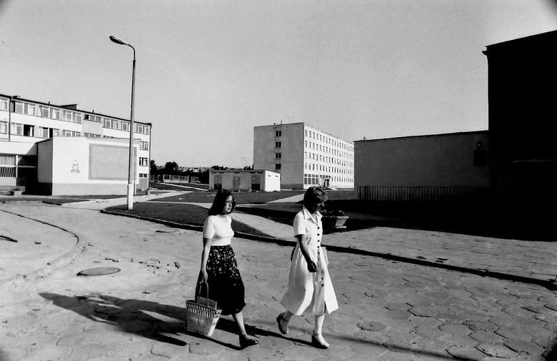 Nasza historia, utrwalona na starych i nowych fotografiach porównawczych, obrazuje dzieje słupskiej Alma Mater w dekadzie lat 70. i na początku lat 80.