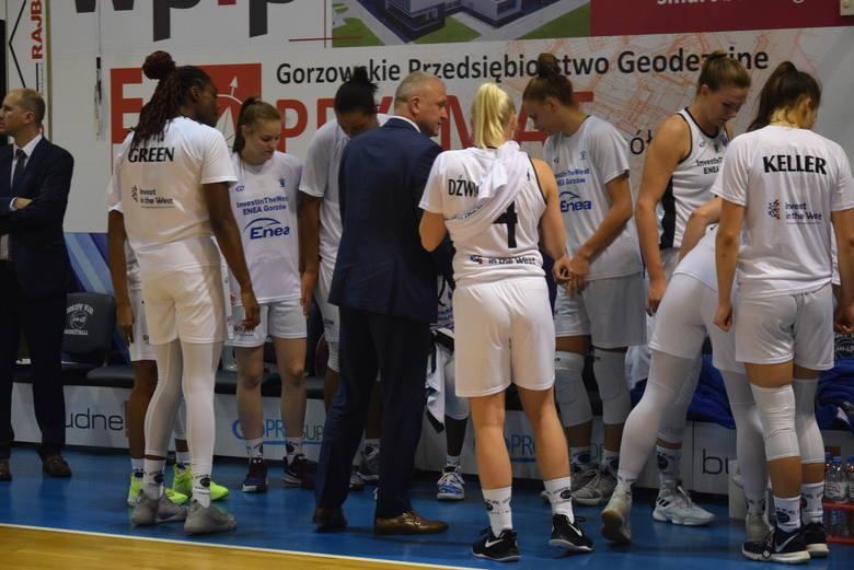 AZS AJP Gorzów pokonuje jednego z faworytów EuroCup!
