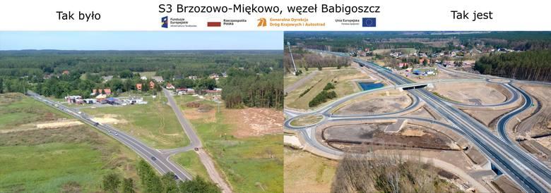 Otwarcie drogi ekspresowej S3 na odcinku Brzozowo - Miękowo i Miękowo - Rzęśnica. W tym roku nad morze pojedziemy znacznie wygodniej. To 42 km nowoczesnej