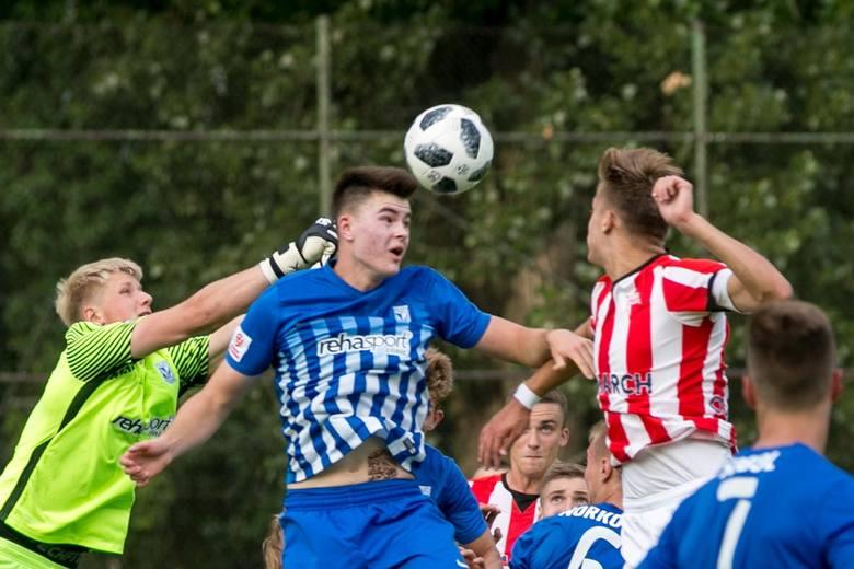 Młodzieżowa Liga Mistrzów. Lech Poznań U19 zagra na Stadionie Miejskim
