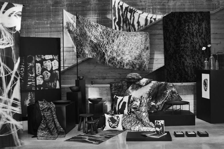 Kolekcja to m.in. tekstylia, szkło, ceramika i meble