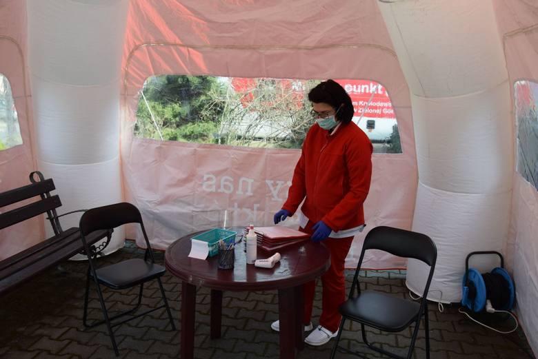 Regionalne Centrum Krwiodawstwa i Krwiolecznictwa w Zielonej Górze