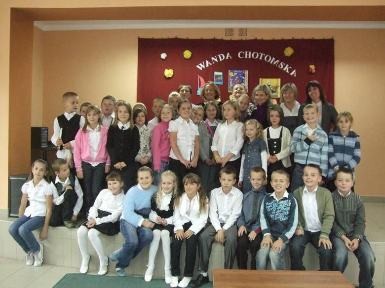 Wanda Chotomska spotkała się w Gulinku z młodymi czytelnikami