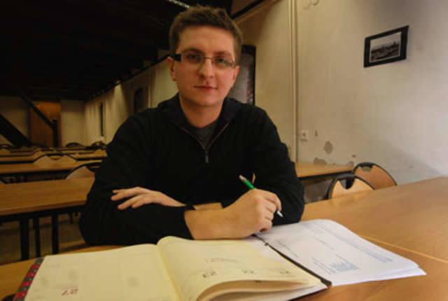 Buntownik z toruńskiego uniwersytetu