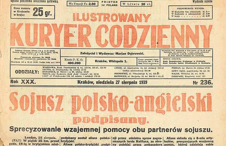 Władysław Studnicki, zwolennik sojuszu Polski z Niemcami. Zdjęcie z lat 1930