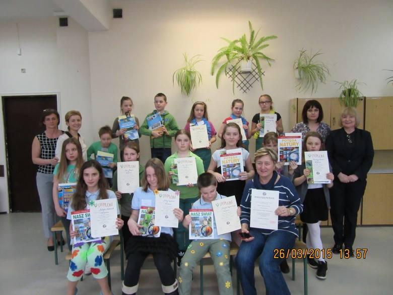 Międzyszkolny Konkurs Ekologiczny w Koszalinie [zdjęcia]