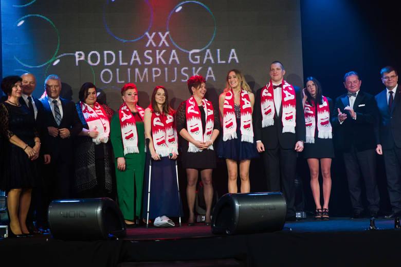 XX Podlaska Gala Olimpijska