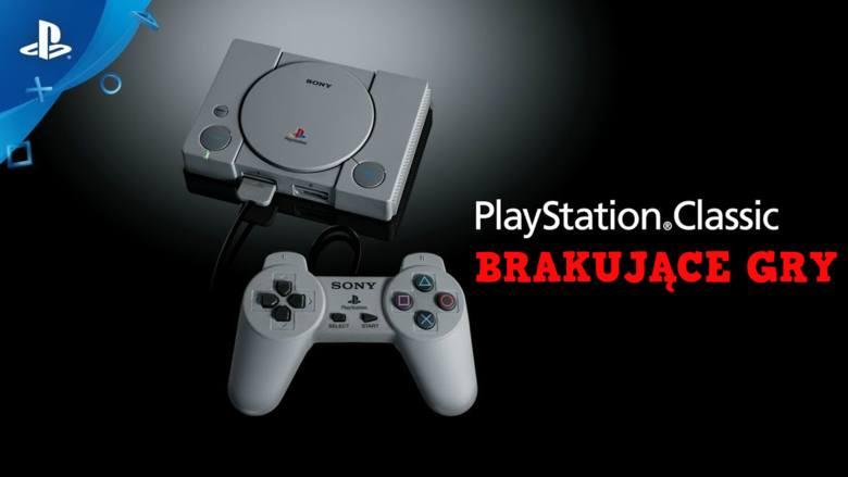 Na liście 20 gier, jakie znajdziemy w PlayStation Classic nie zabrakło prawdziwych hitów, takich jak Final Fantasy VII, Metal Gear Solid, Tekken 3, Resident
