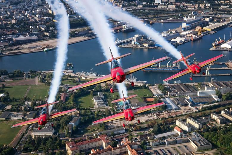W kategorii turystyka/czas wolny najlepsze okazały się Pokazy Lotnicze Gdynia Aerobaltic Airshow.