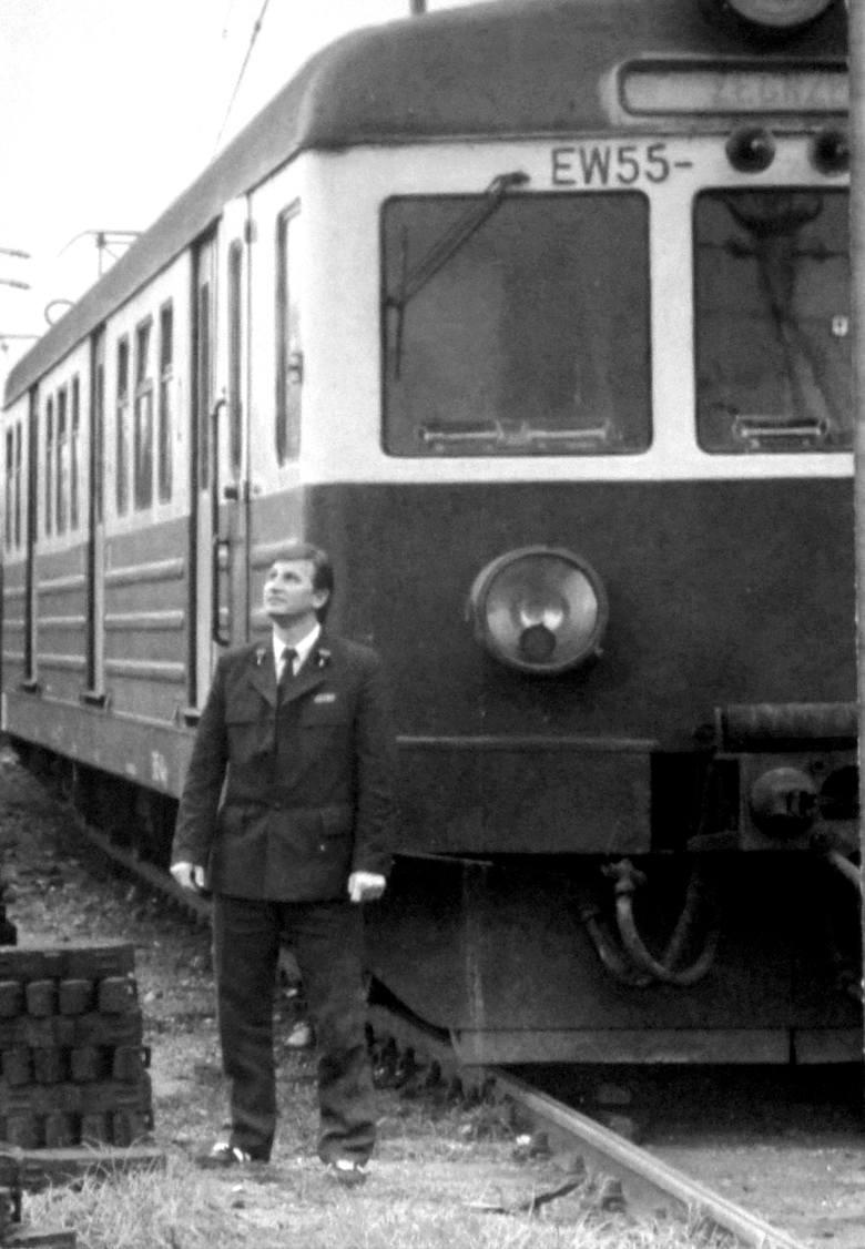 Wspomnienia Józefa Kaźmierczaka, wielkiego pasjonata kolei (cz. 8)