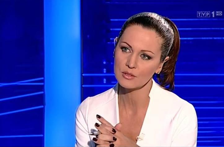 """Diana Rudnik pracowała w TVP Info od 2006 roku. Przez kilka ostatnich miesięcy była też gospodynią niedzielnego wydania """"Wiadomości&quo"""