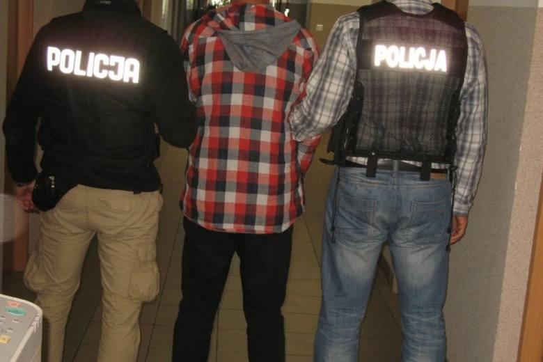 31-latek rozpoczął swój przestępczy proceder na początku lipca b.r. Przedstawiając się za pracownika ogólnopolskiej stacji radiowej lub telewizyjnej