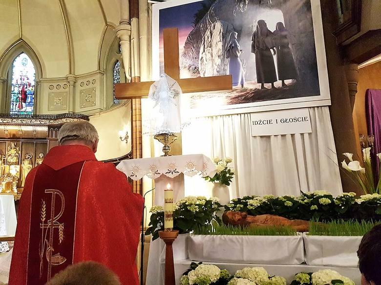 Policja w Londynie interweniowała w polskim kościele. Wezwała wiernych do rozejścia się do domów. Zagroziła mandatami lub aresztowaniem