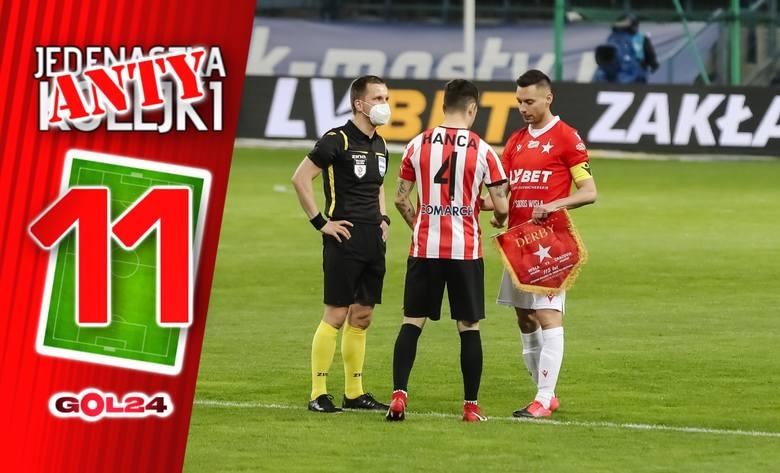 Sensacyjne porażki Lecha i Pogoni. Antyjedenastka 27. kolejki PKO Ekstraklasy