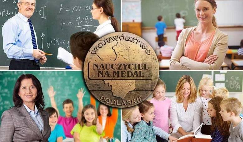 """To już ostatnie dni naszej wielkiej akcji """"Nauczyciel na Medal"""", w której doceniamy pedagogów z całego regionu. Ostatnio gościliśmy w dwóch szkołach,"""