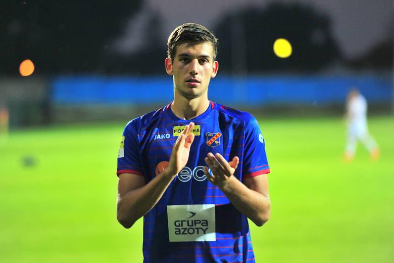 Jakub Moder jest jednym z graczy, którzy opuszczają Odrę.