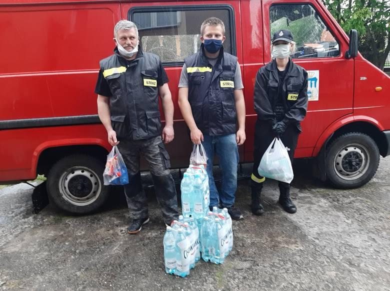 Wielkie Drogi. Mieszkańcy i firmy pomogli szpitalowi Babińskiego. Nie zdobyli środków ochrony, ale także bardzo potrzebne artykuły