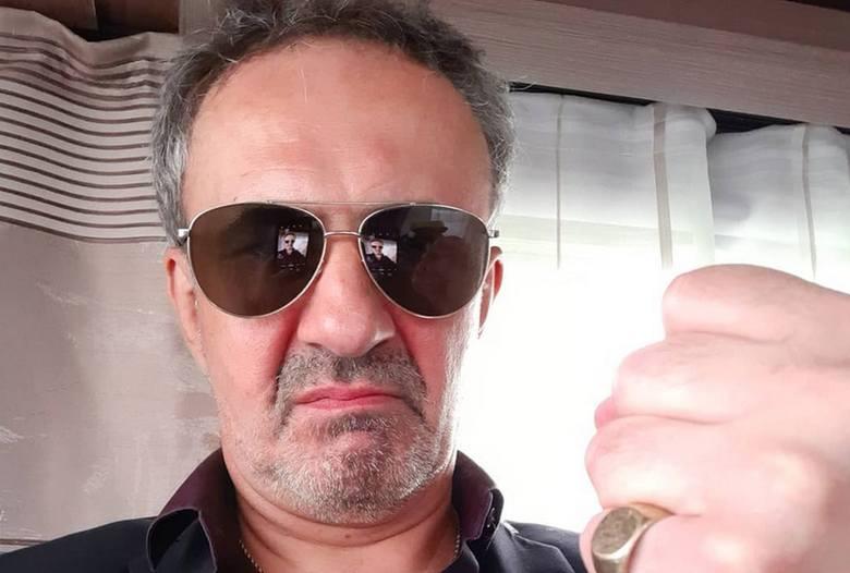 """Jarosław Rabenda, znany radomski aktor zagrał w """"M jak miłość"""". Odcinek z jego udziałem obejrzymy 11 stycznia. Czy zagości na dłużej"""