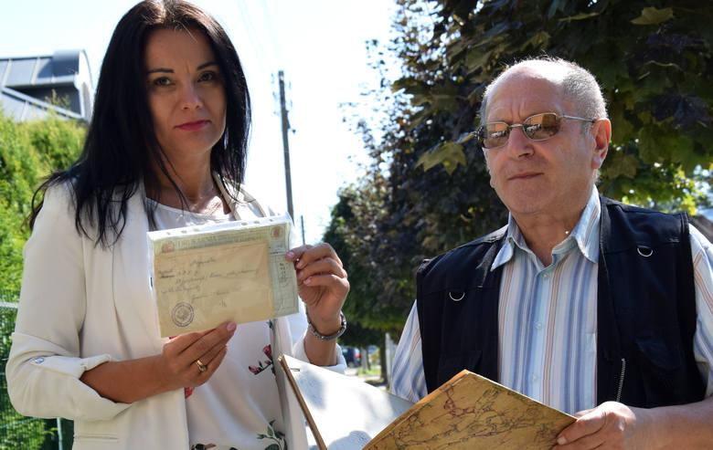 Iwona Zelwach i Jerzy Czechowicz starają się dokumentować lokalną historię Jarosławia i jego okolic