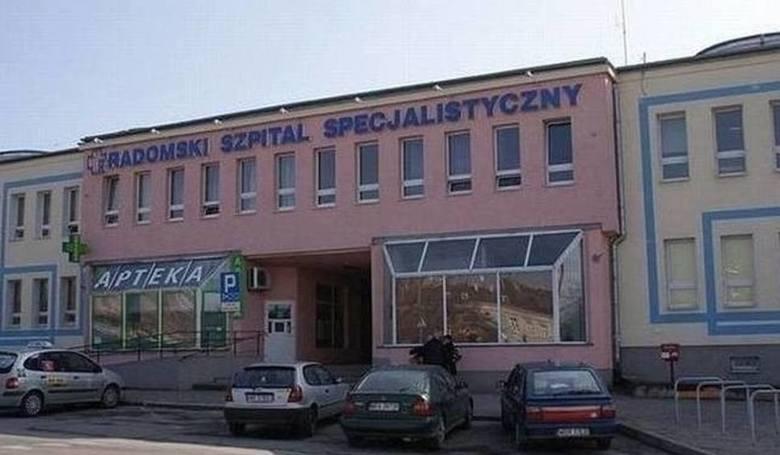 Szpitale w Radomiu - oddziały, poradnie, pracownie. Sprawdź adresy i telefony radomskich szpitali