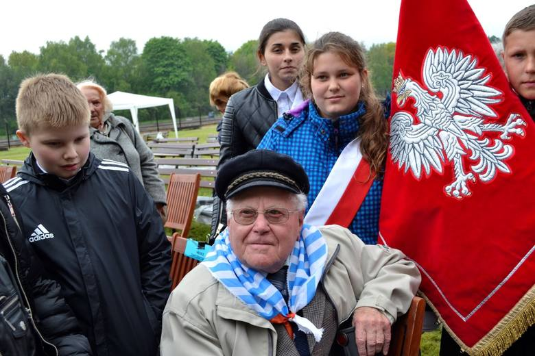 Werner Feliks Rzeźnikowski ma 100 lat