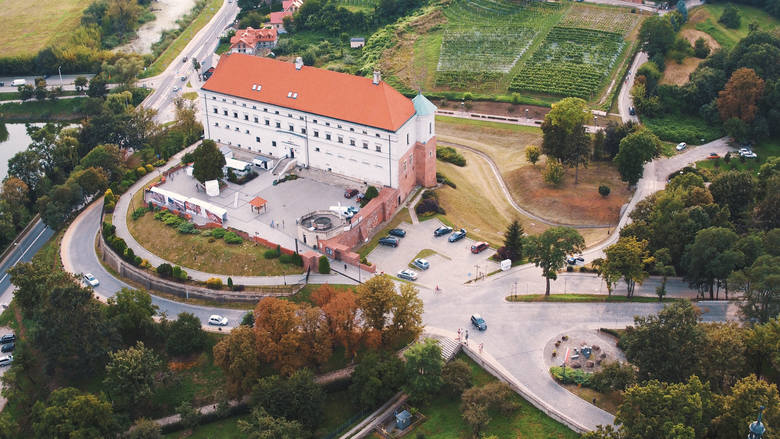 Tajemnice naszych zamków - Sandomierz - miasto [WIDEO ZDJĘCIA]