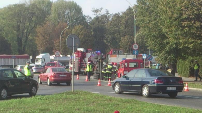 Zdjęcia otrzymaliśmy od Internauty na alarm@nowiny24.pl.