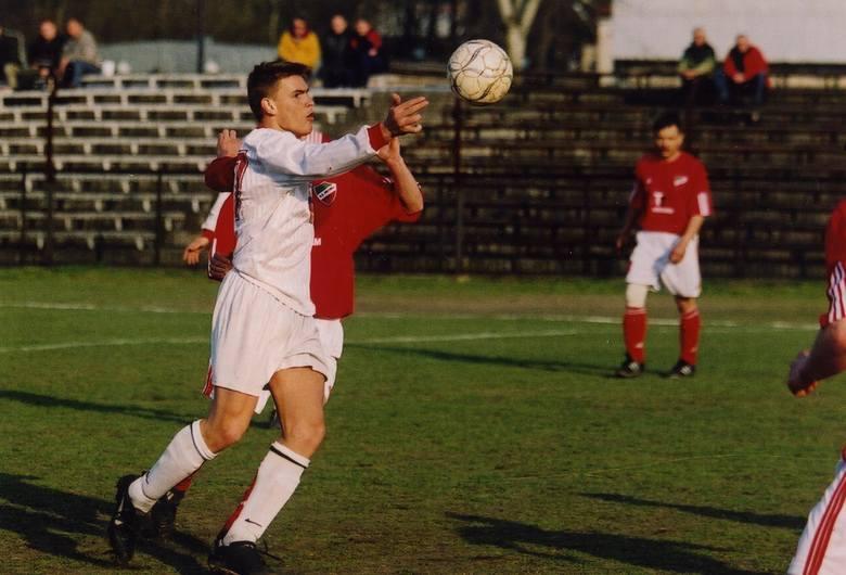 Kwiecień 2003, IV liga: Garbarnia - Przebój Wolbrom (0:0)