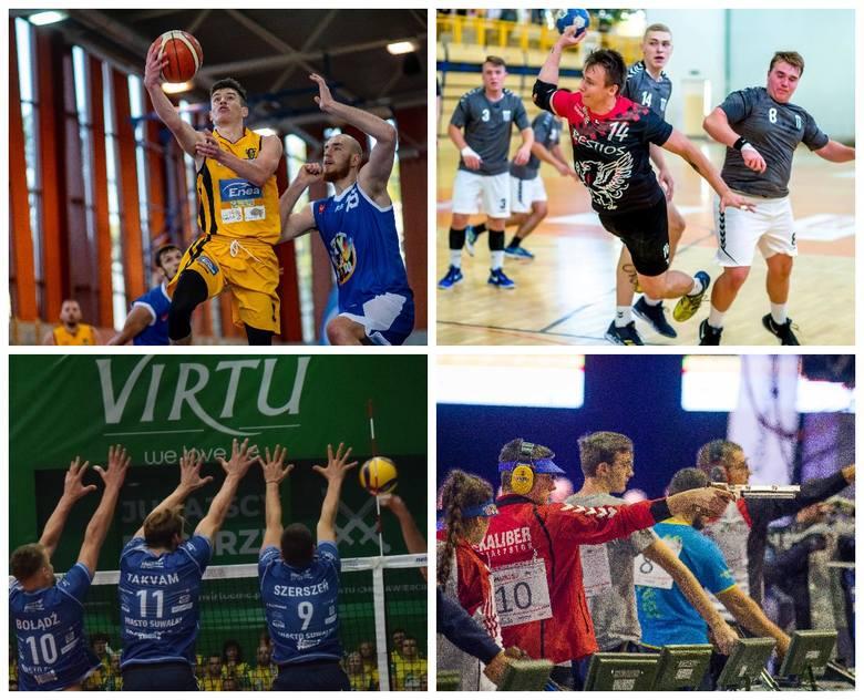 Drugi w sezonie mecz przed własną publicznością rozegrają siatkarze Ślepska Malow Suwałki. U siebie zagrają koszykarze Żubrów Białystok i Tura Basket