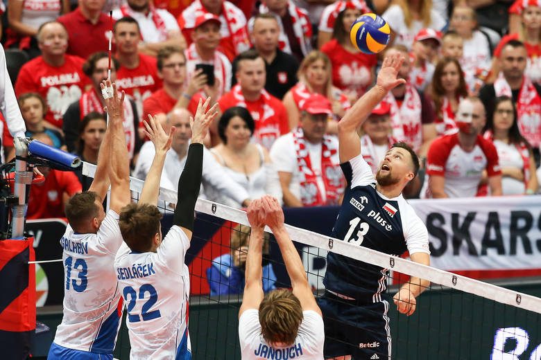 Michał Kubiak: Najlepiej chcemy grać pod koniec turnieju