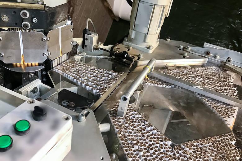 Likwidacja 2 fabryk papierosów, przejęcie ponad 115 ton tytoniu, blisko 5,5 mln szt. papierosów, maszyny służące do ich produkcji, broń, rzeczy przypominających