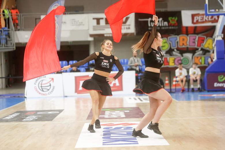 Mecz koszykarzy Startu Lublin, to także występy cheerleaderek. Zobacz zdjęcia!