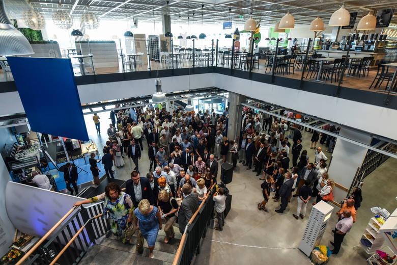 IKEA w Bydgoszczy skończyła właśnie rok [archiwalne zdjęcia]