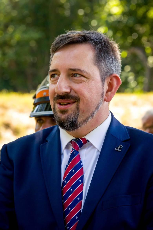 Radosław Dobrowolski, burmistrz Supraśla