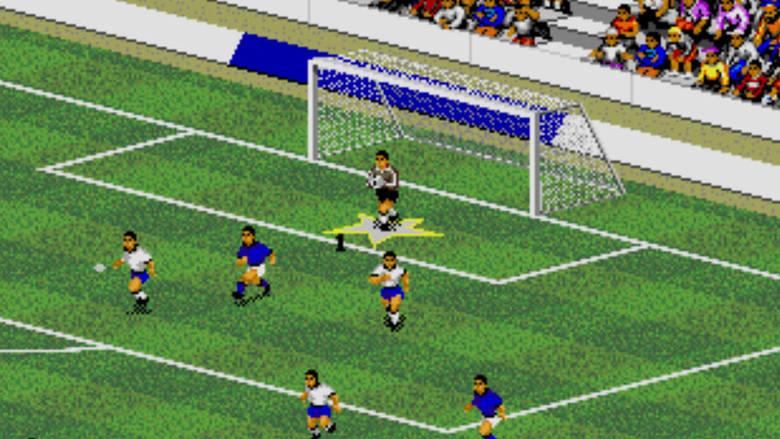 """Zanim EA Sports na dobre ruszyło z produkcją swojego tytułu, konkurencji na tym polu nie miał """"Sensible Soccer"""". Ten wydany w 1992"""