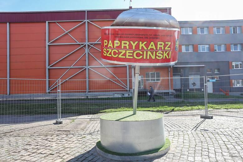 Pomnik Paprykarza Szczecińskiego