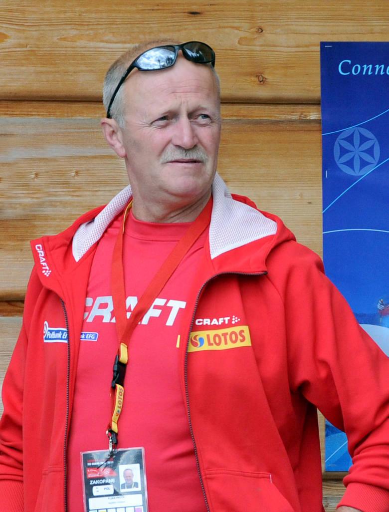 10. PIOTR FIJASskoczek narciarski, brązowy medalista mistrzostw świata w lotach narciarskich z 1979, były rekordzista świata w długości skoku z 1987,