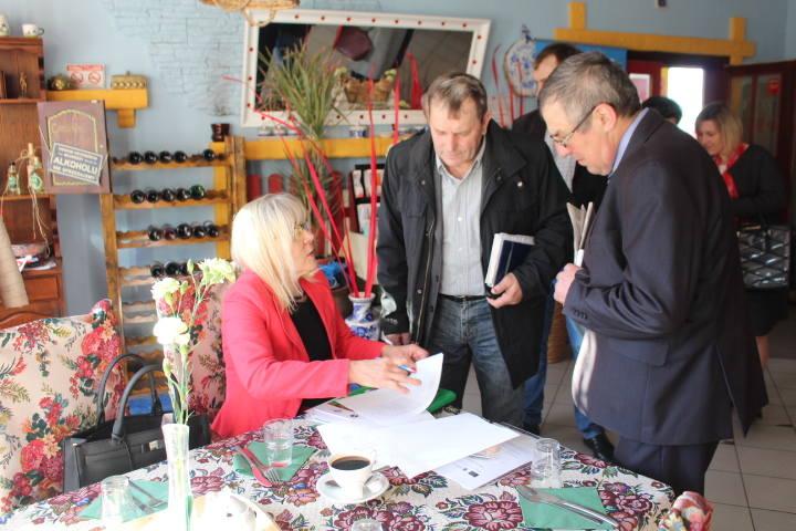 W czwartek 5 kwietnia za sprawą Izby Rolniczej w Radziejowie odbyło się kolejne szkolenie dl rolników z powiatu radziejowskiego, które poprowadził Bartosz
